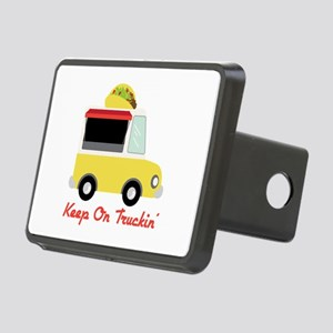 Keep On Truckin Hitch Cover