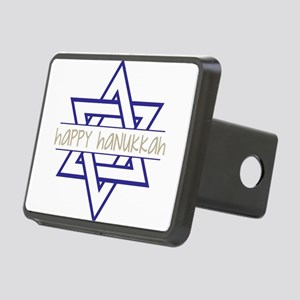Happy Hanukkah Hitch Cover