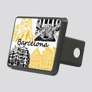Barcelona_10x10_apparel_An Rectangular Hitch Cover