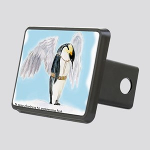 Franklin the Penguin Rectangular Hitch Cover