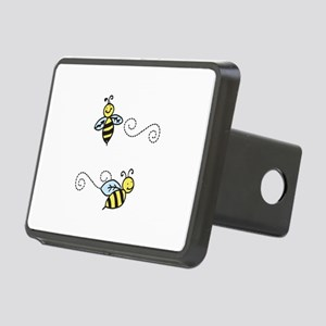 Bees Hitch Cover