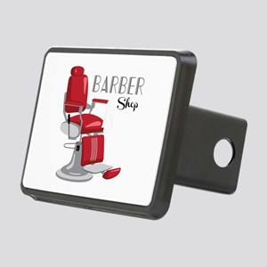 Barber Shop Hitch Cover