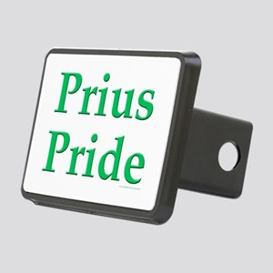 Prius Pride Rectangular Hitch Cover
