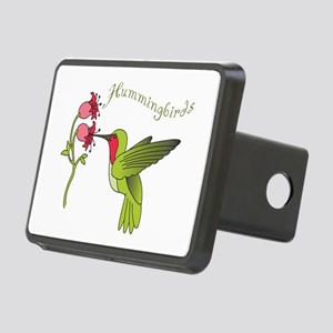 Hummingbirds Hitch Cover