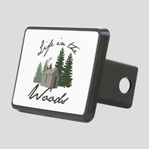 Life in the Woods Hitch Cover
