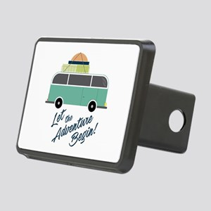 Adventure Begin Hitch Cover