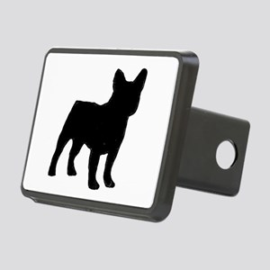 FB silhouette black Hitch Cover