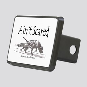 Ain't Scared Rectangular Hitch Cover