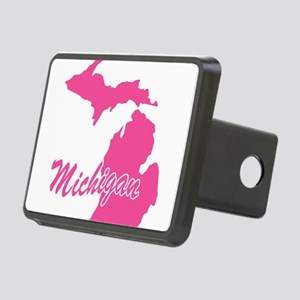 michigan Rectangular Hitch Cover