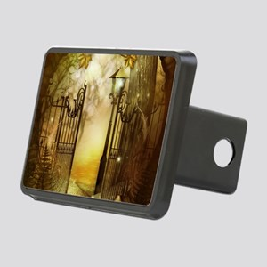 Fairy Woodlands 8 Rectangular Hitch Cover