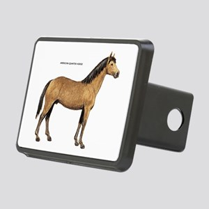 American Quarter Horse Rectangular Hitch Cover