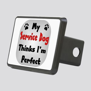 SERVICE DOG Hitch Cover