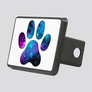 Galactic Paw Print Hitch Cover