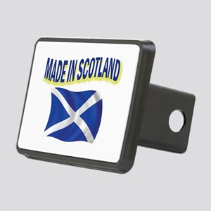 MADE IN SCOTLAND Rectangular Hitch Cover