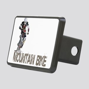 Mountain Bike Left Rectangular Hitch Cover