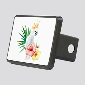 Tropical Cockatoo Hitch Cover