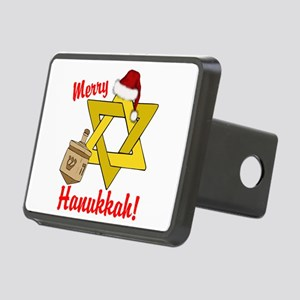 Merry Hanukkah! Hitch Cover