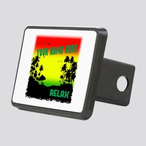 Rasta island Hitch Cover