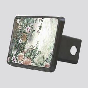 Flowers Painting Hitch Cover