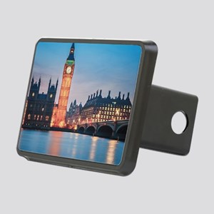 London Rectangular Hitch Cover