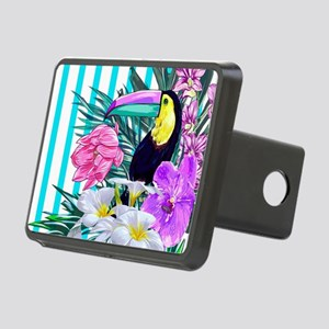 Tropical Toucan Rectangular Hitch Cover