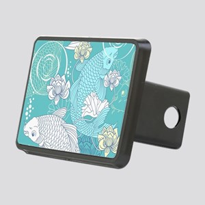 Koi Fish Hitch Cover