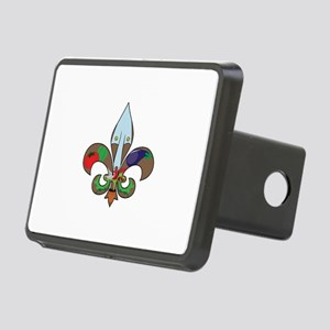 Fluer de Gardener Hitch Cover