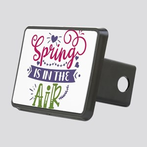 Spring is in the Air Rectangular Hitch Cover