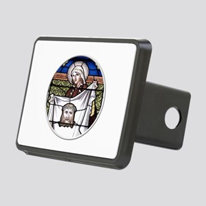 St. Veronica Stained Glass Window Rectangular Hitc