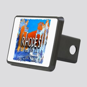 rhodes Rectangular Hitch Cover