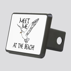 Meet Me At The Beach! Hitch Cover