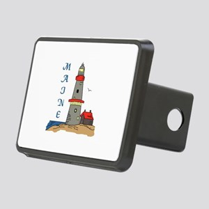 MAINE LIGHTHOUSE Hitch Cover