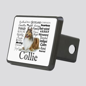 Collie Traits Hitch Cover