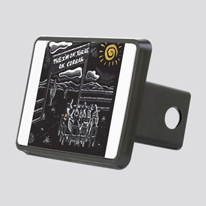 The I'm OK You're OK Corral Hitch Cover
