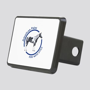 AMERICAN PAINT HORSE Hitch Cover