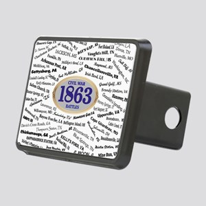 Battles - 1863 Rectangular Hitch Cover