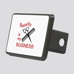 BEAUTY IS MY BUSINESS Hitch Cover