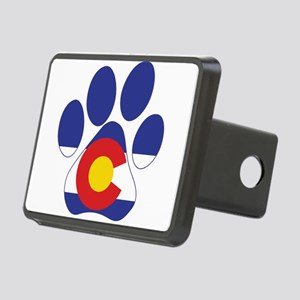 Colorado Paws Rectangular Hitch Cover