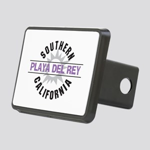 Playa del Rey California Rectangular Hitch Coverle