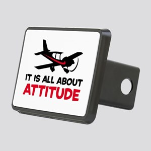 Attitude C Rectangular Hitch Cover