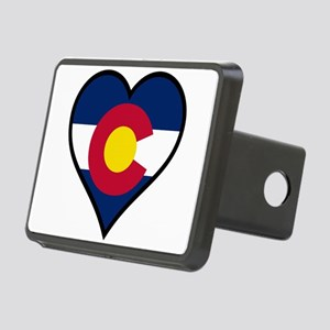 Love Colorado Rectangular Hitch Cover