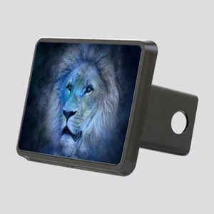 Cecil the Lion Rectangular Hitch Cover