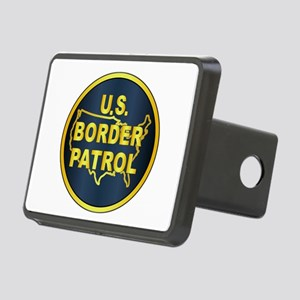 United States Border Contr Rectangular Hitch Cover