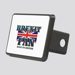 Brexit Fan Rectangular Hitch Cover