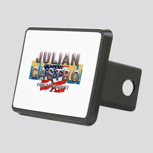 Julian Castro for Presiden Rectangular Hitch Cover