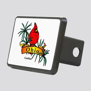 Ohio (2) Rectangular Hitch Cover