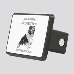 Captain Jack Rectangular Hitch Cover