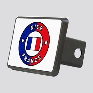 Nice France Rectangular Hitch Cover