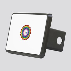 REIKI. Reiki Healing Chak Rectangular Hitch Cover