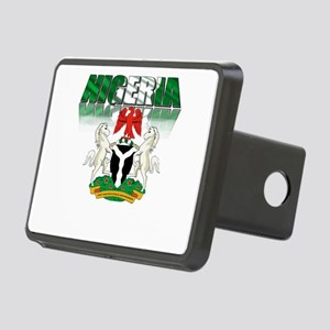 Coat of arms Rectangular Hitch Cover